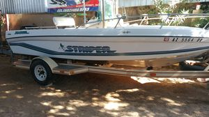 1996 center console striper for Sale in Phoenix, AZ