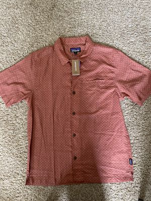 Patagonia Men's Lightweight A/C Shirt - Size M for Sale in La Habra Heights, CA