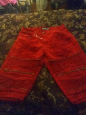 Focus brand red shorts new for Sale in Decatur, GA