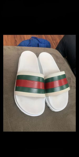 Authentic Gucci slides for Sale in National City, CA