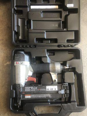 18 gauge porter cable nail gun for Sale in San Bernardino, CA