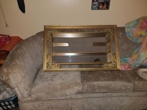 Mirror self and very relaxing wall hanging for Sale in Concordia, KS