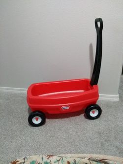 Red wagon - Little Tikes for Sale in Portland,  OR