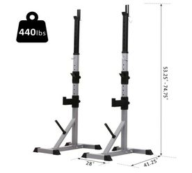 Squat Rack and Bench Press for Sale in Cleveland,  OH