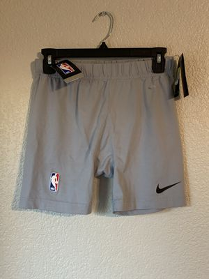 Nike NBA Training Short Grey RARE! for Sale in Ceres, CA