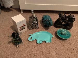Elephant collectibles for Sale in Kirkland, WA