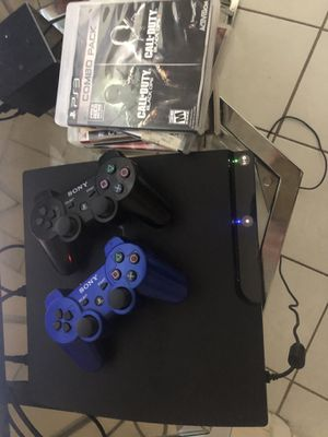 PS3 for Sale in Homestead, FL