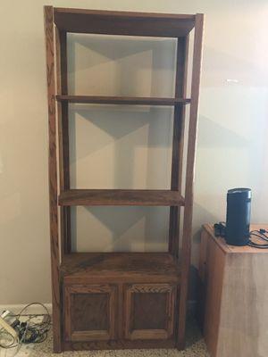 Oak Shelves for Sale in Clovis, CA