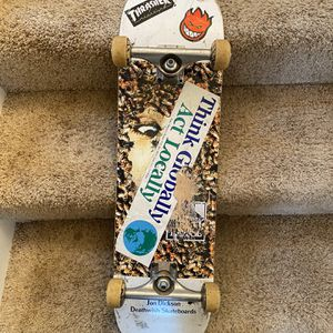 BAKER X DEATHWISH SKATEBOARD for Sale in Aloha, OR