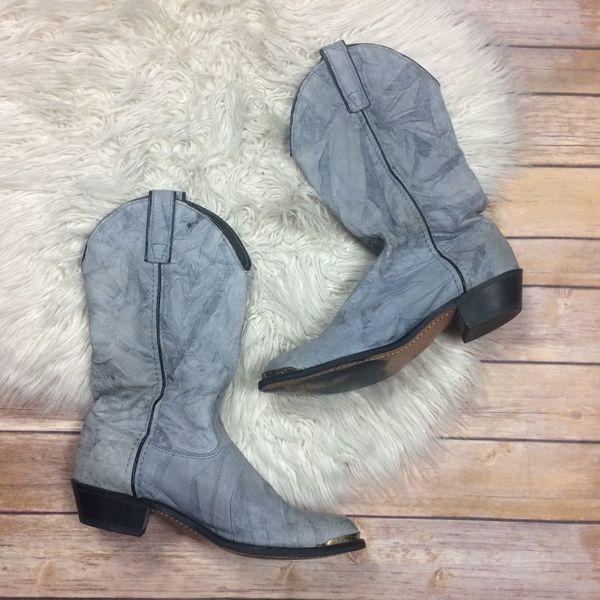 Capezio | Vintage Slouchy Cowboy Festival Boots- SZ 7.5