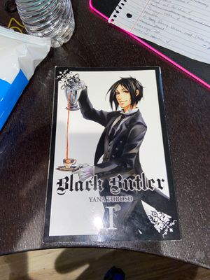 Black Butler Volume 1 for Sale in Santa Ana, CA