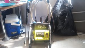 Power pressure washer ryobi for Sale in West Valley City, UT