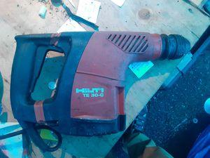 Hilti TE 30-C Rotory Hammer for Sale in Oakland, CA