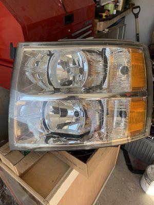 10' Silverado Chevy 2500Hd driver side headlight. N for Sale in Arvada, CO