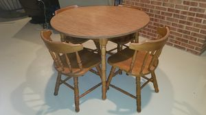 Kitchen Table with Chairs for Sale in Newport News, VA