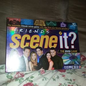 Scene It game board set friends Edition.. This is a good scene it Edition good on those rainy days when it's boring for Sale in Brooklyn, NY