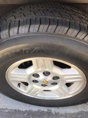 Silverado wheels for Sale in Paramount, CA