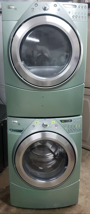 WHIRPOOL DUET WASHER AND DRYER SET for Sale in Miami, FL