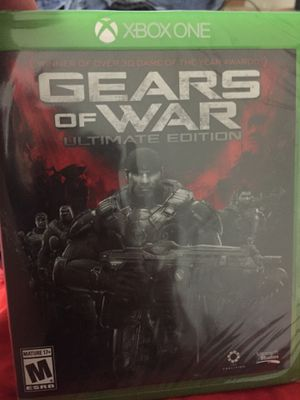 Xbox one game Gear Of Wars for Sale in San Diego, CA
