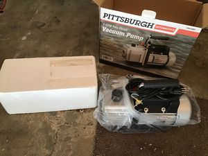 Brand new 2 stage pump for Sale in Bakersfield, CA