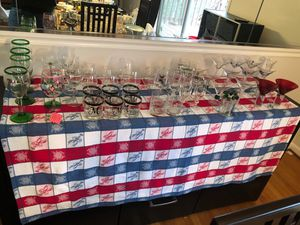 FREE!!! Miscellaneous cups, glasses, mugs, plates, etc.... for Sale in Ashburn, VA