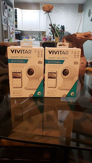 Vivitar smart security High Definition Wi-Fi cameras for Sale in Grand Rapids, MI