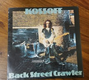 New sealed kossoff back street crawler lp for Sale in New York, NY