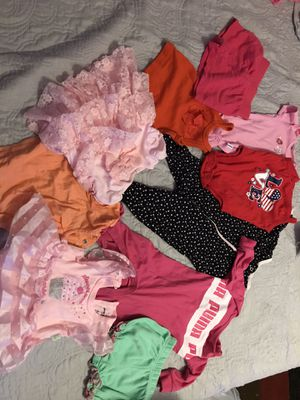 Baby Girl Clothes NB, 0-3, 3-6 months for Sale in Raleigh, NC