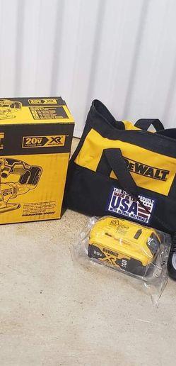 Dewalt Jigsaw Bundle for Sale in Duluth,  GA