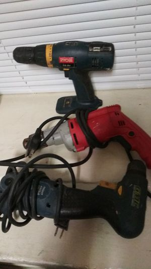 Electric & Power Pack operated tools for Sale in Philadelphia, PA
