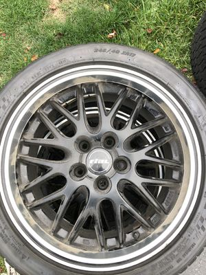 Wheels and tires from C 300 Mercedes 2012 for Sale in Orland Hills, IL