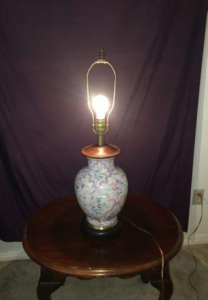 Antique Frederick cooper lamp ginger jar Imari style for Sale in Windermere, FL