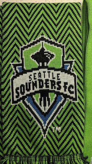 2 Seattle Sounders Scarves for Sale in Portland, OR