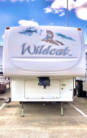 2008 wildcat by forest river 5th wheel for sale for Sale in Katy, TX