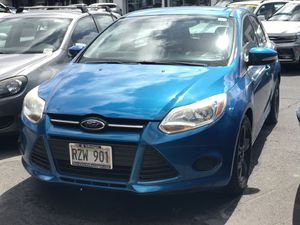 2013 Ford Focus SE for Sale in Honolulu, HI
