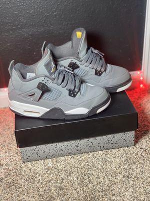 Jordan retro Cool gray 4s for Sale in Parker, CO