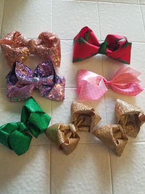 Big hair bows for Sale in Whittier, CA