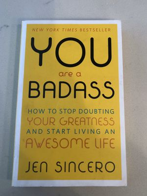 You are a badass book for Sale in Los Angeles, CA