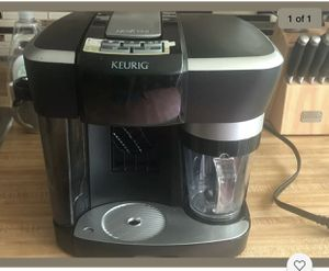Keurig Rivo R500 LaVazza Espresso Cappuccino & Latte Frothing Machine System for Sale in Sarasota, FL