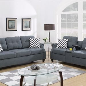 2 Pcs Sofa and Loveseat for Sale in Los Angeles, CA