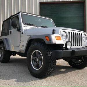 2004 Jeep Wrangler for Sale in Bridgeview, IL
