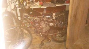 Motorized bike 80cc 2 stroke runs good for Sale in Parkersburg, WV