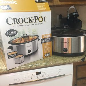 Crock Pot For Sale for Sale in Upper Marlboro, MD