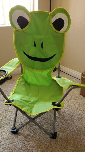 Kids folding chair for Sale in Laguna Hills, CA