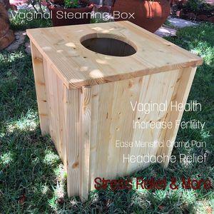 Built To Order Vaginal Steam Box. for Sale in La Vergne, TN