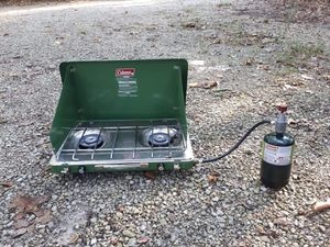 Coleman stove working! for Sale in Chicago, IL