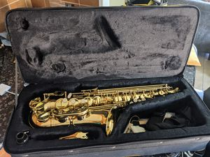 Alto Saxophone, Prelude AS711 - Mint Condition! for Sale in San Diego, CA