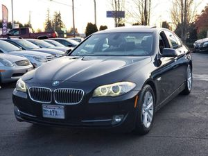 2012 BMW 5 Series for Sale in Everett, WA