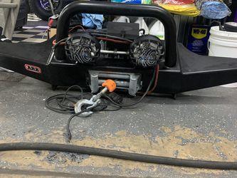 Wrangler Tj ARB Bumper for Sale in Chicago,  IL