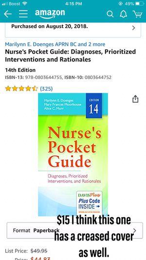 Nursing textbooks for Sale in Lakeland, FL